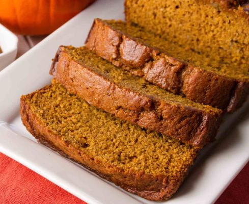 Pumpkin Bread- Alyssa Reynolds