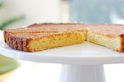 BOTER KOEK - Dutch Butter Cake