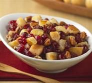 Roasted Pear and Cranberry Relish