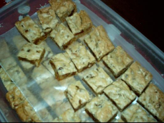 Chewy Date-Nut Bars
