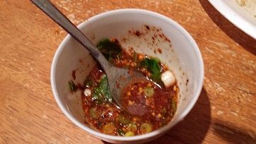 Jaew (Thai Chili Dipping Sauce)