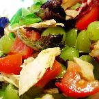 Chicken And Green Grapes Salad