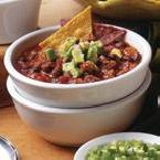 FIRE ROASTED SLOW COOKER CHILI