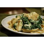 Nina's Chicken Spinach Florentine