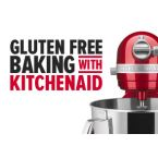 Gluten Free Baking With KitchenAid: 33 Bloggers Share GF Treats!