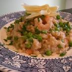 Shrimp and Green Pea