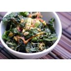 Kale-Pepper Salad