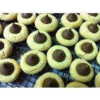Peanut Butter Blossoms or Kiss Cookies