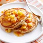POTATO & PEAR PANCAKES