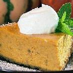 Paula's Pumpkin Cheesecake