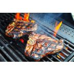 Grilled Tea - Marinated Steak