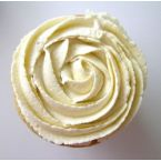 Vanilla Cupcakes Recipe with Vanilla Cream Cheese Icing