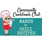 Chili Recipes: Cookbook Club