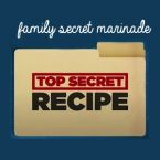 Family Secret Marinade