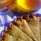 Honey Almond Shortbread