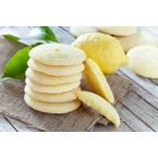 Grain-Free Lemon Sugar Cookies