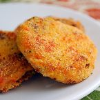 Salmon Potato Cakes