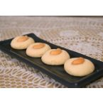 Nan Khatai - Eggless Indian Cookie - Melt in Mouth Biscuit