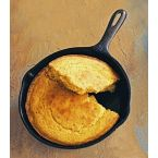 Awesomely White Cornmeal Cornbread
