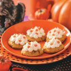 Honey-Date Pumpkin Cookies