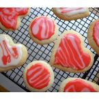 Sour Cream Cookies with Cream Cheese Frosting (Linsmeyer Family Recipe)