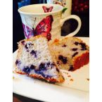 Blueberry Ginger Bread