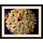 Pear Strawberry Pie