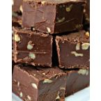 Kahlua Creamy Fudge