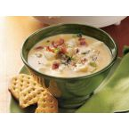 Betty Crocker Slow Cooker Cheesy Potato Soup
