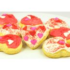 Valentine Heart Shaped Scones