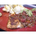 TBC's Spicy Blackened Talapia