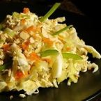 Shelley's Crunchy Asian Slaw
