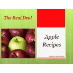 The Real Deal Apple Recipes.