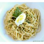 Garlic and Lemon Pasta
