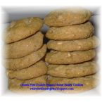 Gluten Free Double Peanut Nutty Butter Cookies