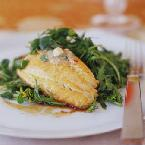 Pan-Seared Tilapia with Chile Lime Butter