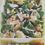 Arugula Cauliflower Salad