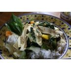 Jim's Easy Vegetable Green Thai Curry
