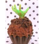 Zombie Cupcakes and a Scary Giveaway