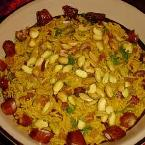 Persian Rice (vegetarian)