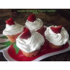 Supreme Strawberry-Licious Cupcakes