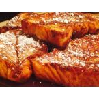 Sugar kissed French toast