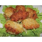 Taglit-Birthright Israel Meat Latkes