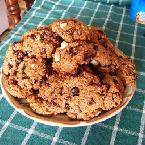 Image of Hippie Cookies, Bakespace