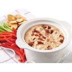 Betty Crocker Slow Cooker Bacon Cheeseburger Dip