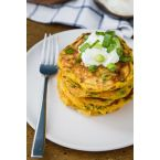 Carrot-Zucchini Fritters