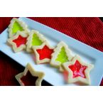 Sue's Stained Glass Cookies