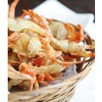 Basket of Soft-Shell Crab with Spicy Mayo