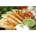 Cousin Michelle and Michael's Quesadillas