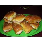 Ham & Cheese Sub Sliders